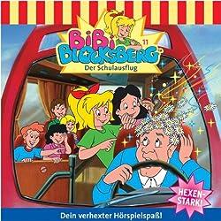 Der Schulausflug (Bibi Blocksberg 11)