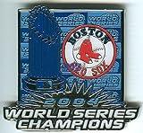 Boston Red Sox 2004 World Series Champions Pin