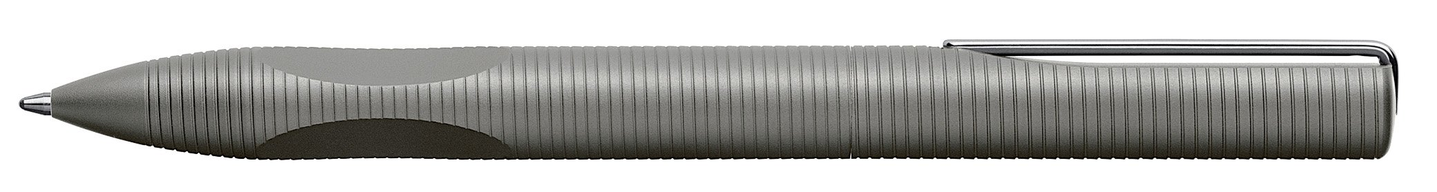 Porsche Design Aluminium Ballpoint Pen in Titanium (989285)