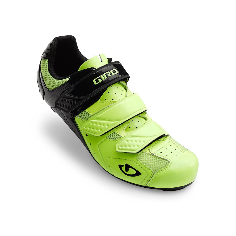 Giro Men's Treble II Highlight Yellow/Matte Black Bike Shoe - 42 M EU