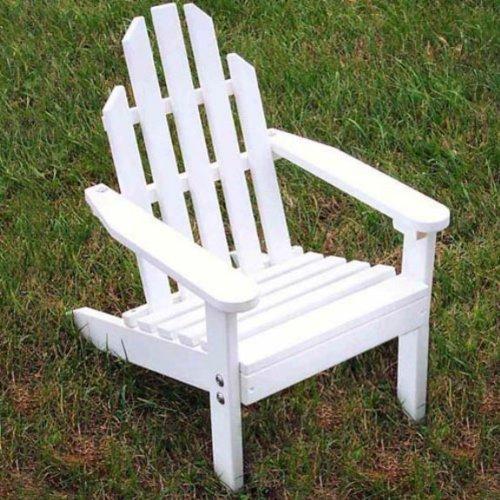 Kiddie Adirondack Chair Berry Blue (Berry Adirondack Blue Chair)