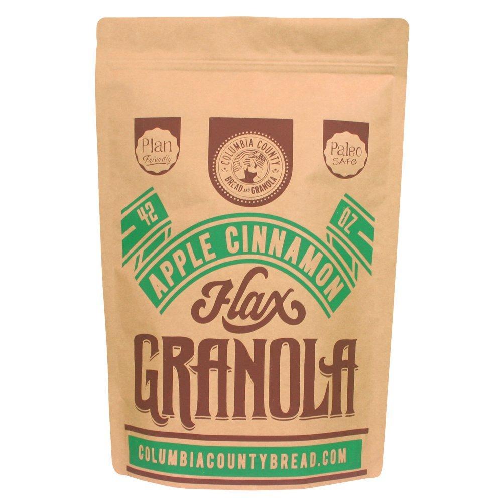 Flax Granola Bulk (Apple Cinnamon)