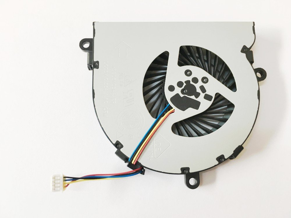 NEW FOR HP 15-ac125ds 15-ac130ca 15-ac134ds 15-ac156nr CPU FAN with Grease