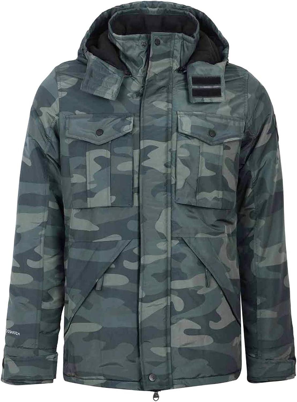 Mens Crosshatch Jackets