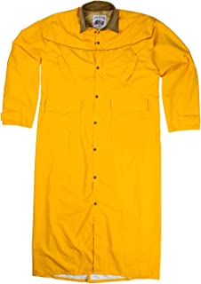 product image for SCHAEFER RANCHWEAR 132 STOCKMAN SLICKER (L, Yellow)