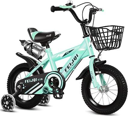 Compra GASLIKE Bicicleta niños para niños y niñas, de ...