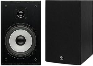 Boston Acoustics CS26 II Black Walnut Classic II Bookshelf Speakers