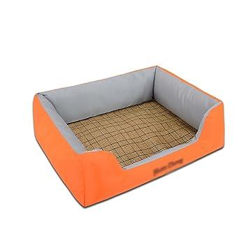 Cama cajón del perro para el verano, Prueba del rasguño Resistente al agua Lavable desprendible