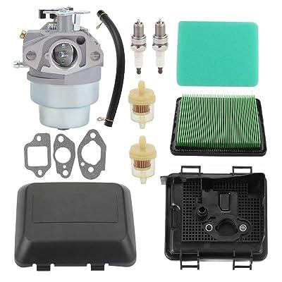 Carburetor for Honda Mower GCV160 GCV160LA GCV160LAO HRT216 Air Filter Kit