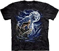61bYKTnw%2BQL._AC_UL200_SR160200_ amazon com the mountain three wolf moon short sleeve tee clothing