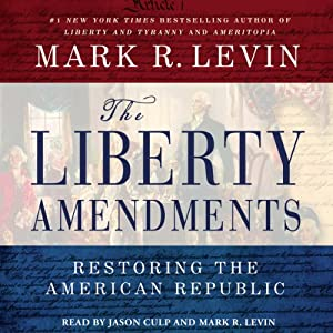 The Liberty Amendments Hörbuch