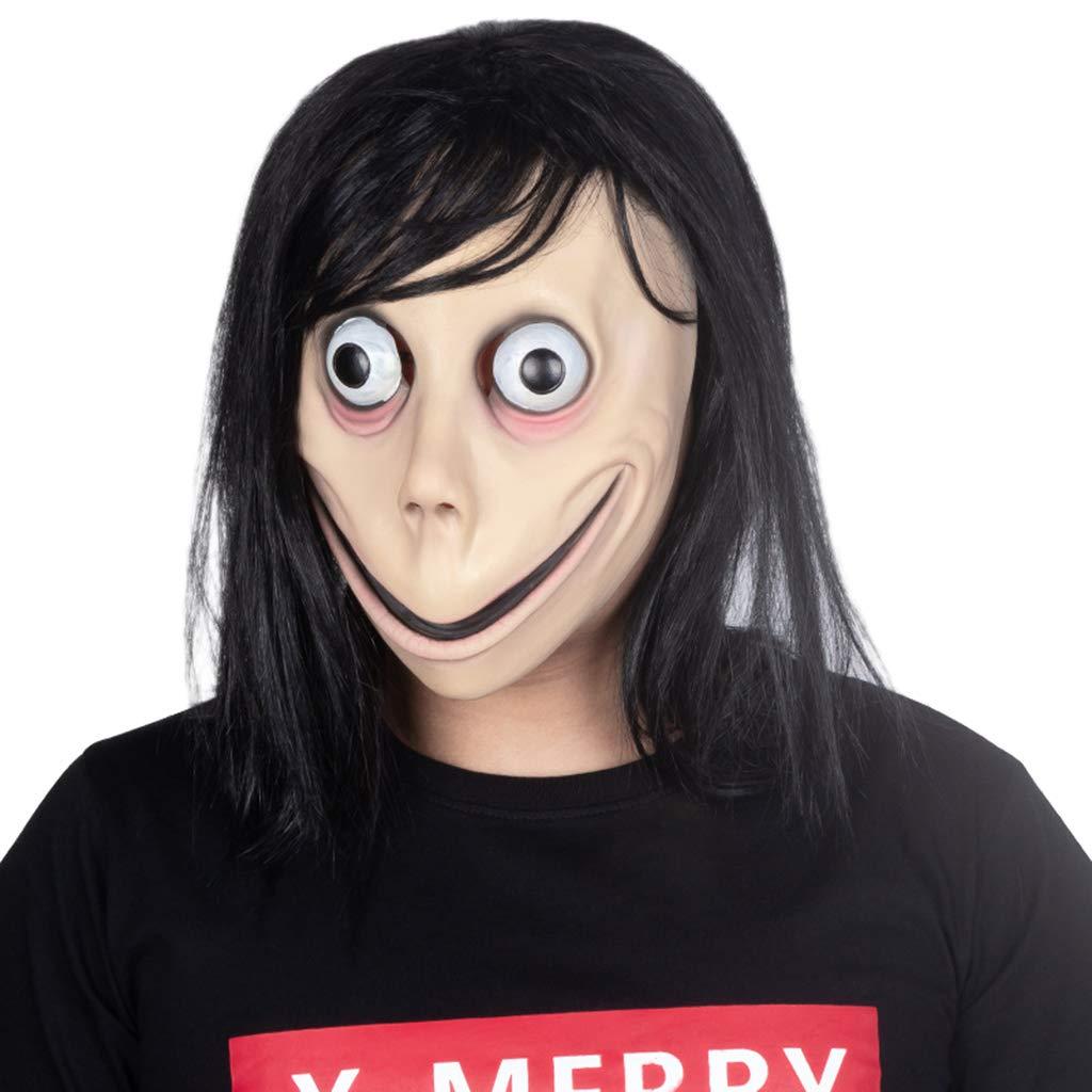Máscara de terror Momo