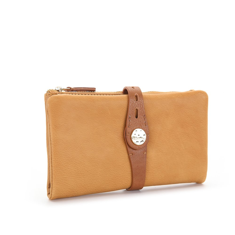 Cartera Mediana Piel: Amazon.es: Equipaje