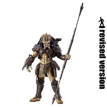 Yingjianjun Predator 2: Takayuki Takeya PVC Figura Estatua 6.3 ...