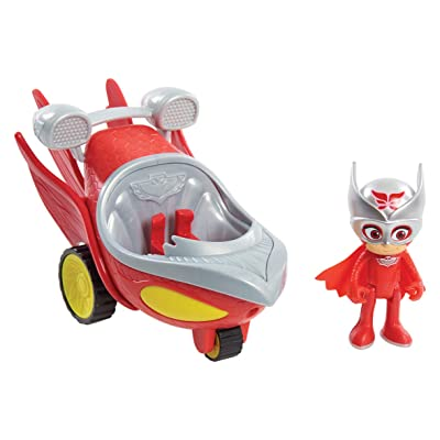 PJ Masks Speed Boosters Vehicles - Owlette: Toys & Games
