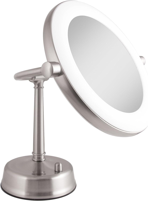Zadro Vanity Mirror Slvr 410b Vanity Mirror Ideas