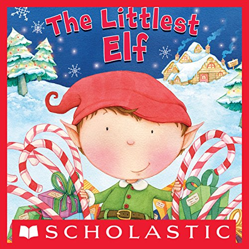 The Littlest Elf (Christmas Elf Pictures)