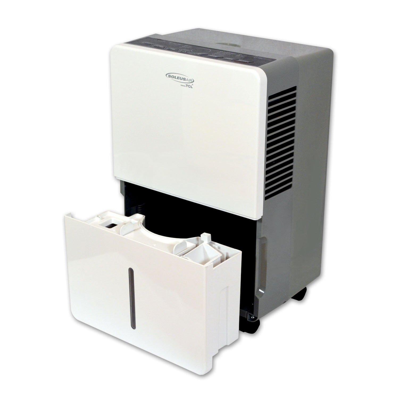 Soleus Tda45e Energy Star Rated Air Dehumidifier 45 Wiring Diagram Pint Home Kitchen