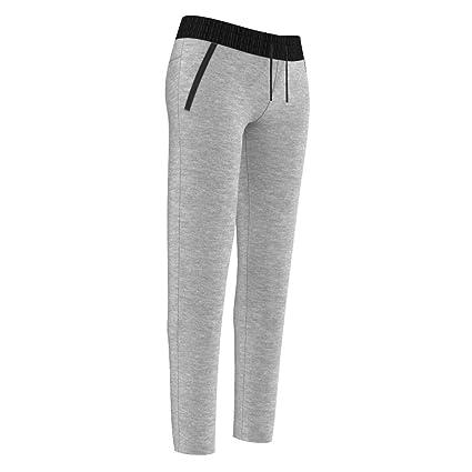 Amazon.com  adidas Women s Slim Fit Track Pants  M69796  Sports ... 93a2202e69