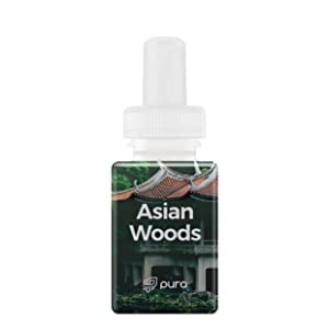 Pura Smart Home Replacement Fragrance (Asian Woods & Spice)
