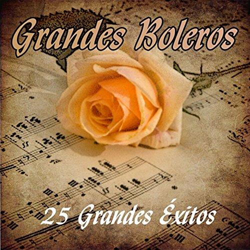 Grandes Boleros - 25 Grandes Éxitos