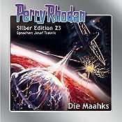 Die Maahks (Perry Rhodan Silber Edition 23) | Kurt Mahr, William Voltz, K. H. Scheer, H. G. Ewers