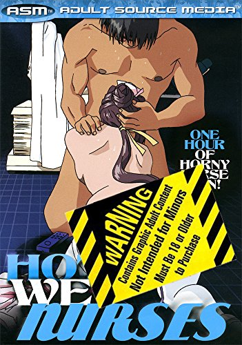 Hot Wet Nurses: Hentai DVD -
