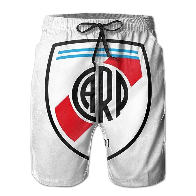 KAKICSA Beach Yoga Pants River Plate FC Athletic Gym Shorts ...