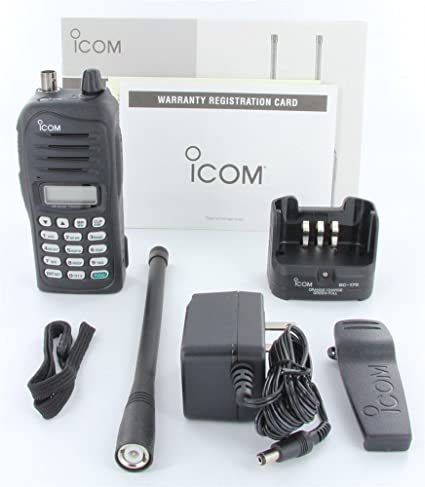 b81722c3824 Amazon.com  Icom IC-A14 VHF Air Band transceiver  Car Electronics