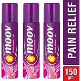 Moov Aerosol - 50 g (Pack of 3)