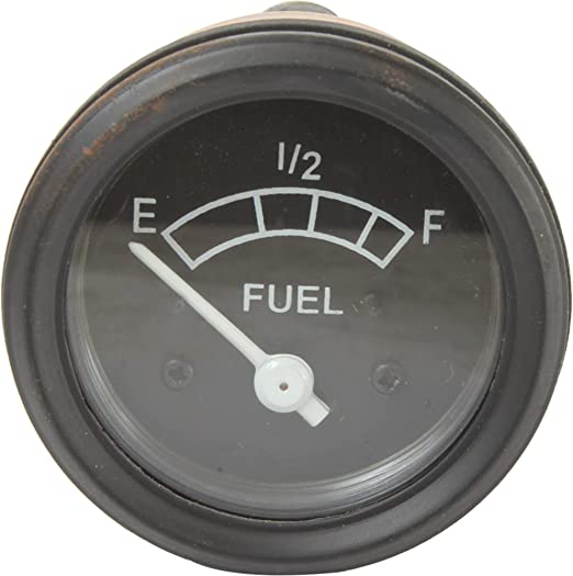 Amazon.com: Complete Tractor New 1107-0549 Fuel Gauge Compatible  with/Replacement for Ford Tractor 2000 4000 601 701 801 901/310949: Garden  & Outdoor | Ford Tractor 6 Volt Fuel Gauge Wiring Diagram |  | Amazon.com
