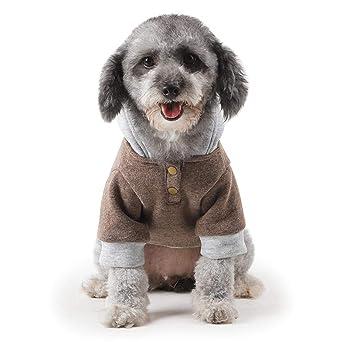 Perro mascota ropa caliente cachorro mascota perro gato ropa ...