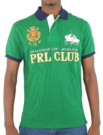 Polo Ralph Lauren - Camiseta - Manga Corta - para Hombre Verde ...