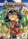 Sentaï school : l'école des héros, Tome 5 : Spécial Noël par Cardona