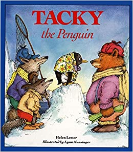 Image result for tacky the penguin