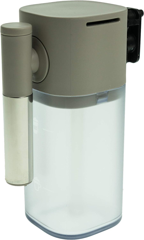 Nespresso Repuesto de pieza adecuado para Lattissima One EN500 máquina de café leche cubierta montaje: Amazon.es: Hogar