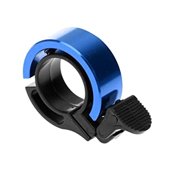 Fashion Bicycle Invisible Aluminum Alloy Bell Bike Horn Ring Alarm