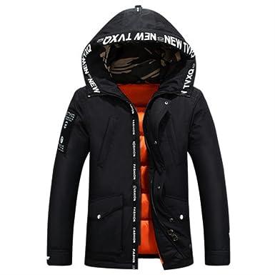 70863be5 Mens Duck Down Jacket XXL XXXL Men39;s Jacket and Coat at Amazon ...