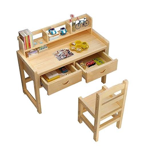 Juegos de mesas y sillas Escritorio para estudiantes en el hogar ...