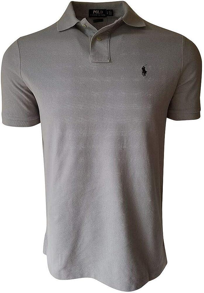 Polo Ralph Lauren Mens Classic Fit Mesh Polo Shirt