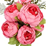 Duovlo-Springs-Flowers-Artificial-Silk-Peony-Bouquets-Wedding-Home-DecorationPack-of-1-Spring-Pink