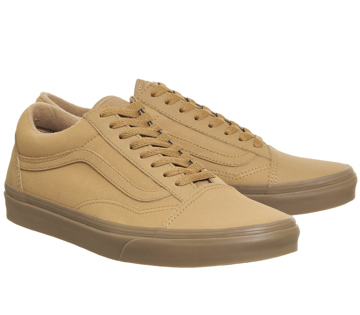 Vans Unisex Old Skool Classic Skate Shoes B01N9FYFKY / 10 M US Women / B01N9FYFKY 8.5 M US Men|Gum Mono 7441ad