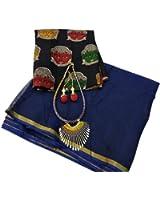 Deepjyoti Creation New Fashionable Chanderi cotton Saree