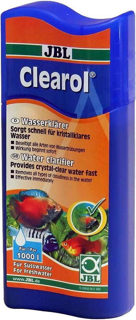 JBL purificador de Agua para aclarar acuarios de Agua Dulce, para ...