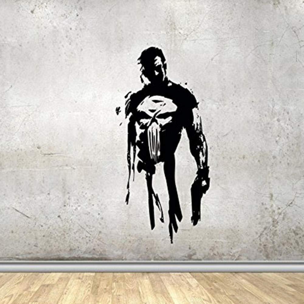 Marvel Tatuajes de pared Chris Kyle Punisher Vinilo Decoración ...