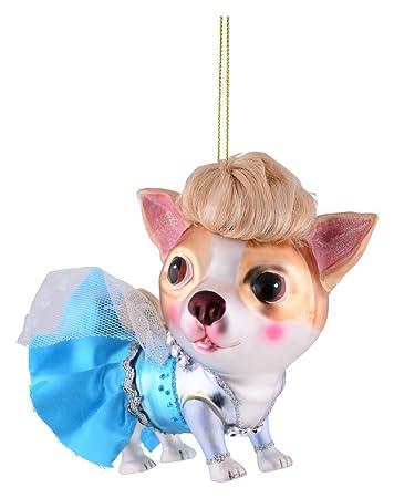 Gift Company Hanger Christbaumschmuck Baumschmuck Chihuahua