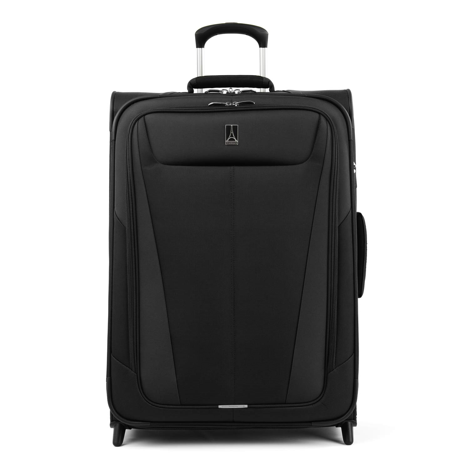 Travelpro Luggage Expandable Checked-Medium, Black by Travelpro