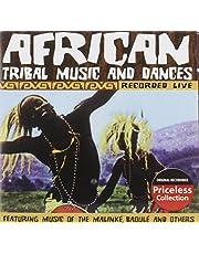 African Tribal Music & Dances
