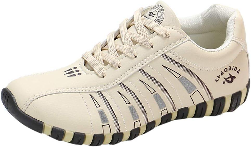 RYTEJFES Zapatos para Caminar De Señoras De Moda Calzado De ...