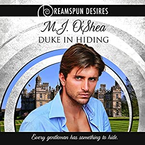 Duke in Hiding Audiobook